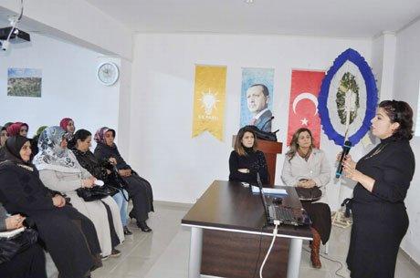 AK Parti Şanlıurfa Kadın Kolları
