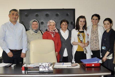 AK Parti Taşköprü Kadın Kolları