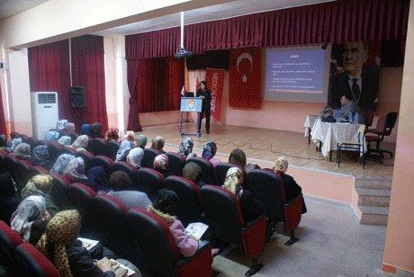 AK Parti Tirebolu Kadın Kolları