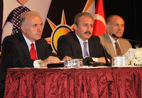 AK Parti'nin kuruluşunun 12'nci yılı kutlandı
