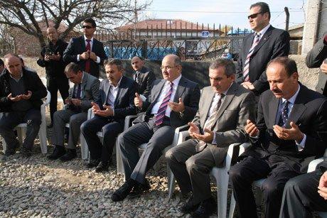 Ak Partş Genel Başkan Yardımcısı Hüseyin Çelik'in Yozgat Ziyareti