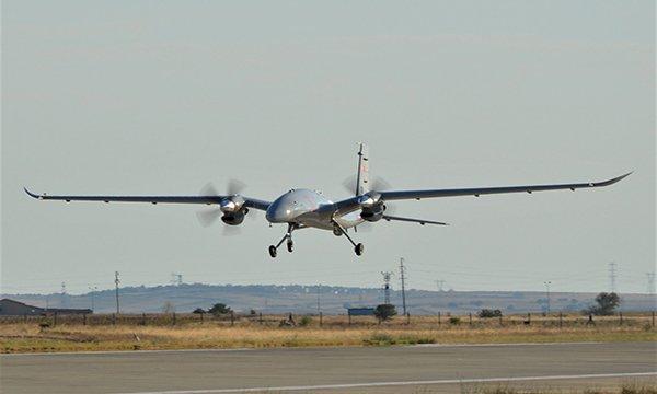 AKINCI TİHA ilk uçuş testini başarıyla tamamladı(video)