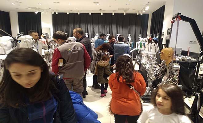 """""""AKINROBOTICS Robot Müzesi Açıldı"""""""