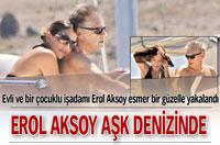 Erol Aksoy Bodrum'da Esmer Bir Güzelle Yakalandı!