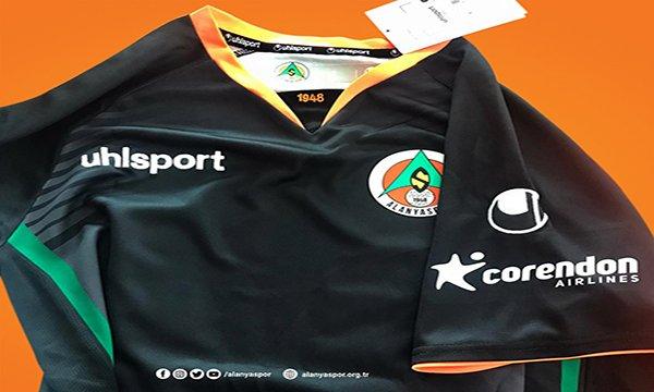 Alanyaspor'da sponsorluk anlaşması