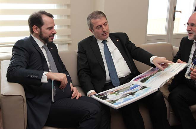 Albayrak: Bayraktar'ın projeleri baş döndürücü!