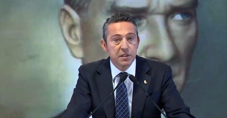 Ali Koç başkanlığındaki Fenerbahçe