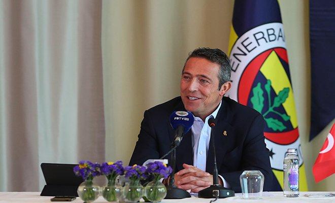 Ali Koç: Emre Belözoğlu yeni sezonda takımın başında olmayacak