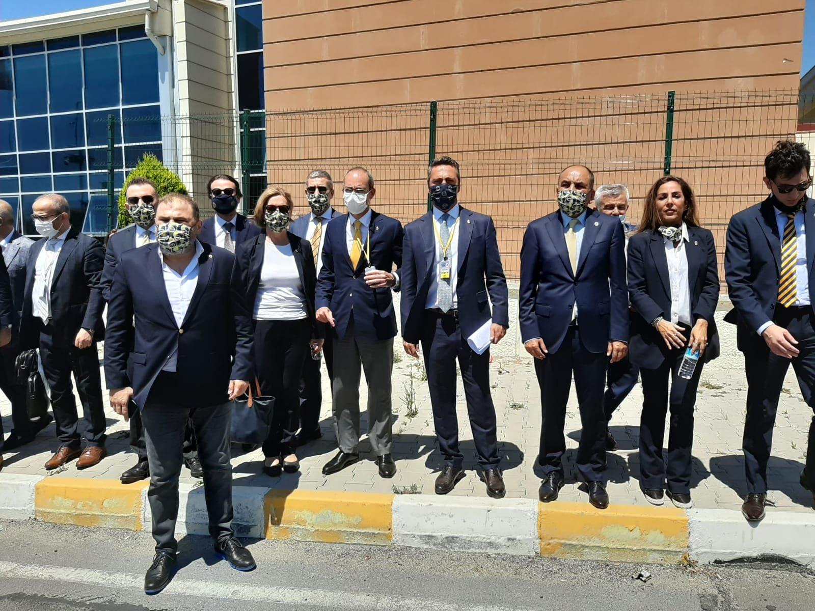 Ali Koç:Fenerbahçe tertemiz bir tarihe sahiptir!