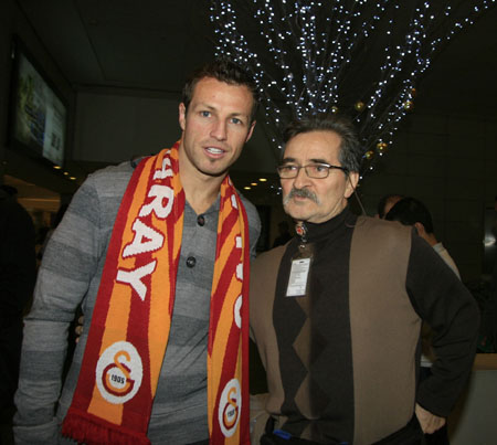 Neill İstanbul'da!