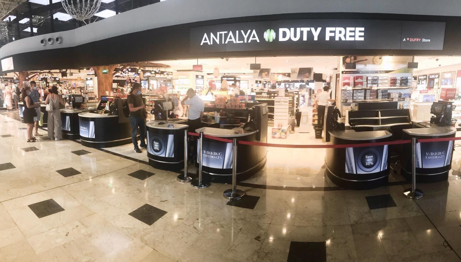 Almanya'dan Antalya'ya seyahat izni!