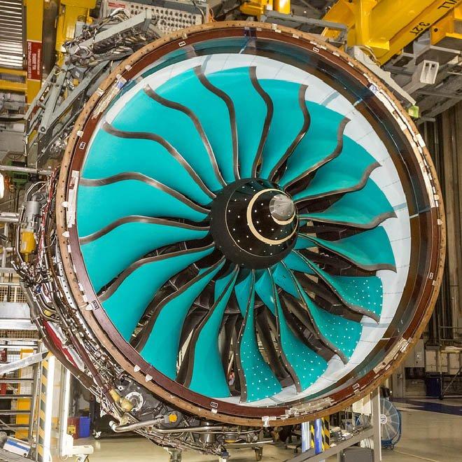 ALPS, Rolls-Royce'un IntelligentEngine vizyonunu ortaya koyuyor.