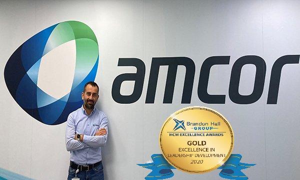 """Amcor İzmir Fabrikası'na """"Mükemmellik Ödülü"""""""