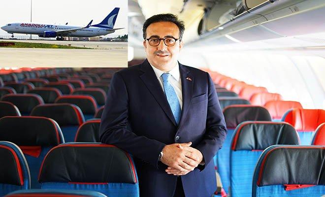 AnadoluJet yeni yurt dışı uçuşları ile dünyaya açılıyor.