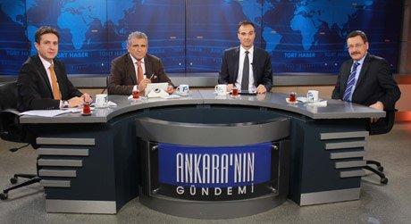 Ankara Büyükşehir Belediye Başkanı Gökçek'in Açıklamaları