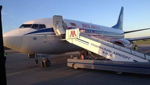 Antalya uçağı korkuttu!