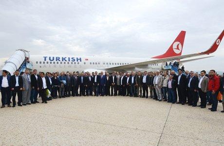Araplar için cazibe merkezi Bursa