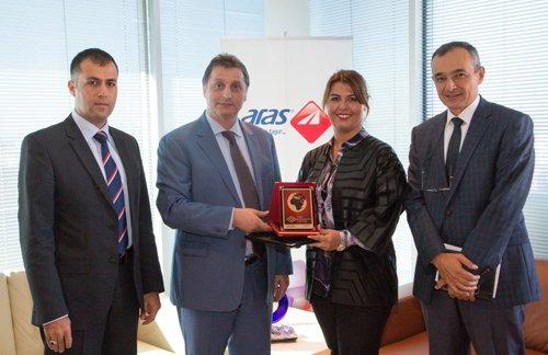 Aras Kargo, TSE'li ilk Türk kargo şirketi oldu