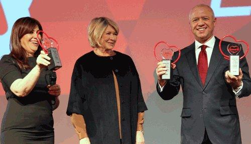 Arçelik'e 3 Lovemark Ödülü