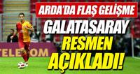 Arda, Atletico Madrid İle Görüşüyor...