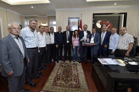 ASİL-DER ilk ziyaretini Akgül'e yaptı