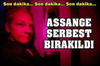 Assange'ye Elektronik Kelepçe Takılacak..