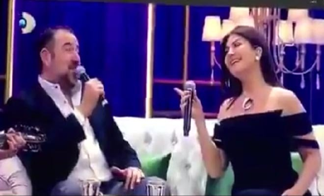 #Ata Demirer'den muhteşem yorum#video