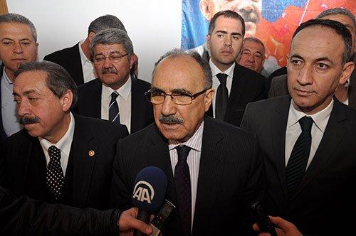 Atalay'dan MİT açıklaması