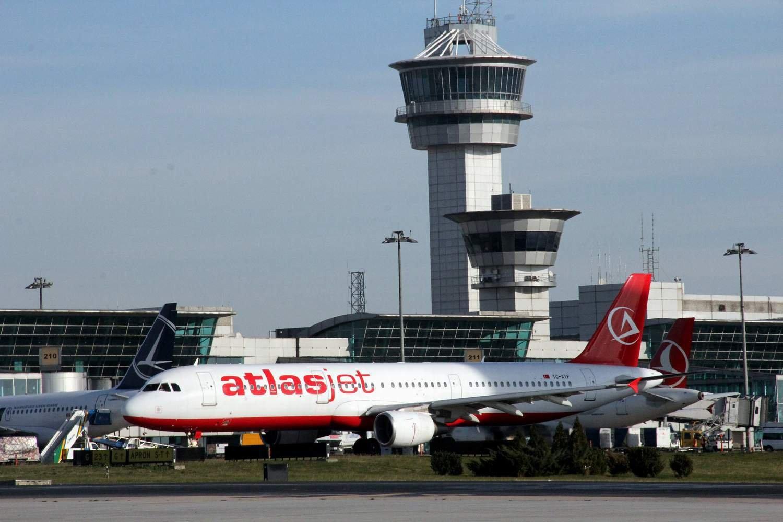 Atatürk Havalimanı Uçtu