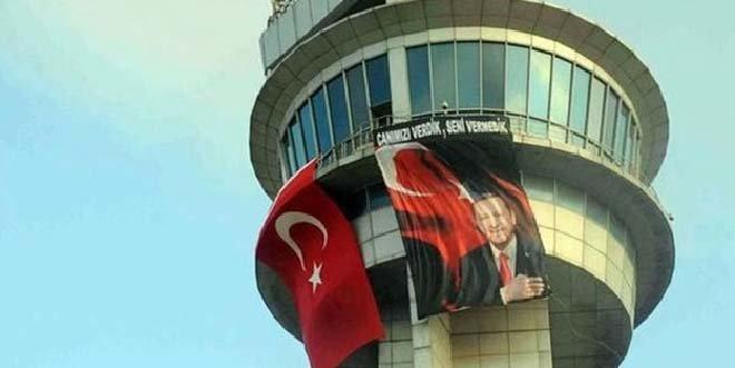 Atatürk Havalimanı Canımızı verdik seni vermedik!