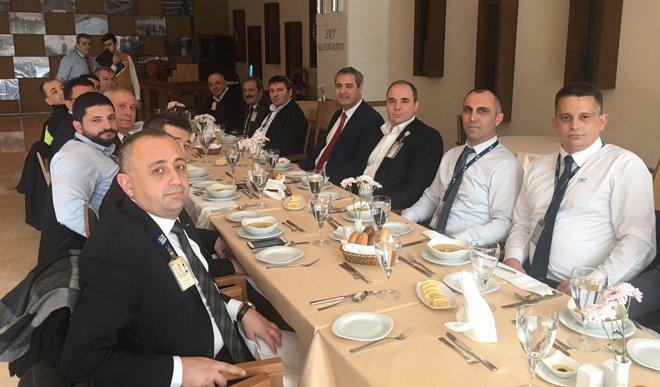 Atatürk Havalimanı Koordinasyon Toplantısı