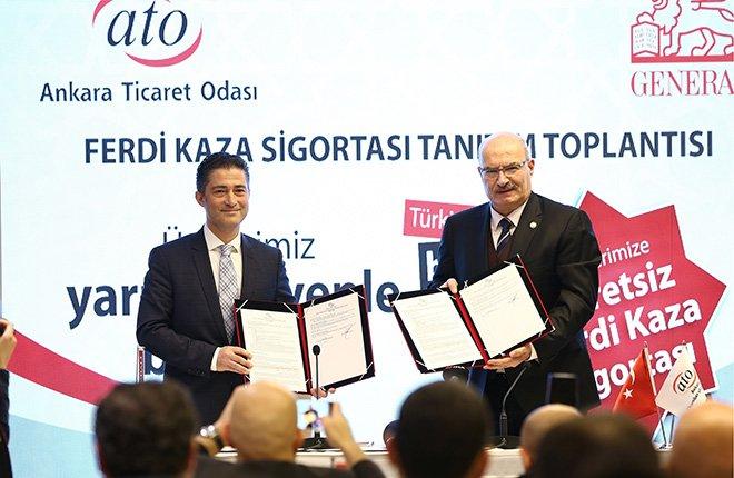 ATO Türkiye'de Bir İlke İmza Attı