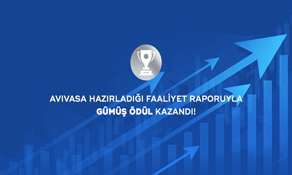 AvivaSA Faaliyet Raporuna LACP'den Ödül