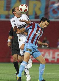 Trabzon Avni Eker'de 3 Kere Gürledi!