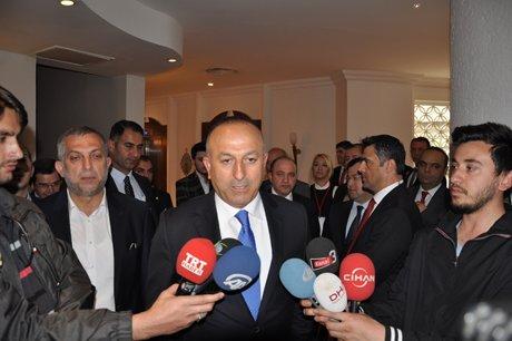Avrupa Birliği  Bakanı Mevlüt Çavuşoğlu