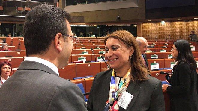 Avrupa Konseyi toplantı