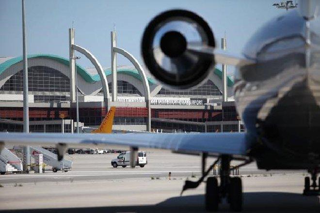 Avrupa'nın En Büyük 12. Havalimanı İsg
