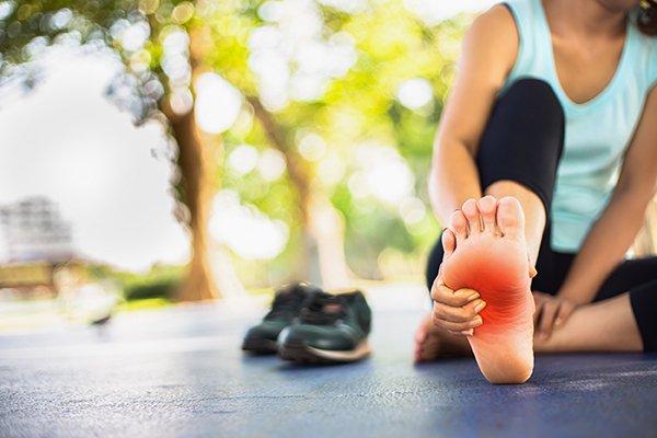 Ayaktaki ağrı birçok rahatsızlığı işaret ediyor olabiliyor