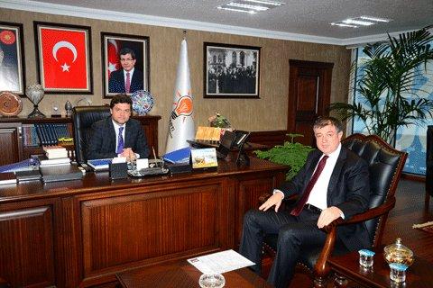 Ayrancı,AK Parti Ankara 1. Bölge Milletvekili Aday Adayı