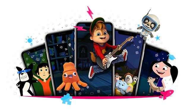 Azoomee, Ailelere Eğlenceli Öğrenme Oyunlarını Sundu!