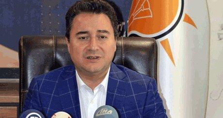 Babacan: 'Başbakan'ımız için dua ediyorum'