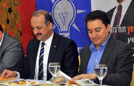 Babacan,Akgül'e desteğimiz tam
