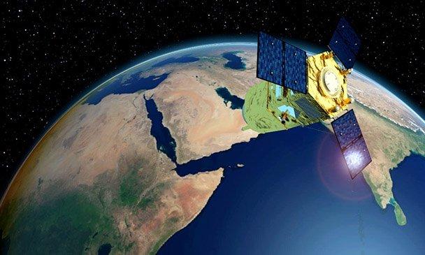 BAE'nin FalconEye uydusu başarıyla fırlatıldı