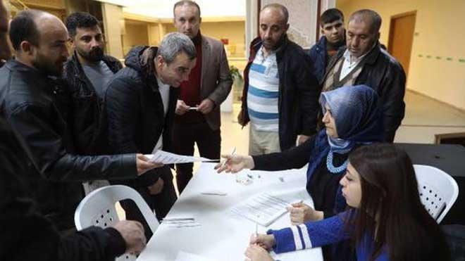 Bağcılar Belediyesi'nden İstanbul Havalimanı'na 603 personel!