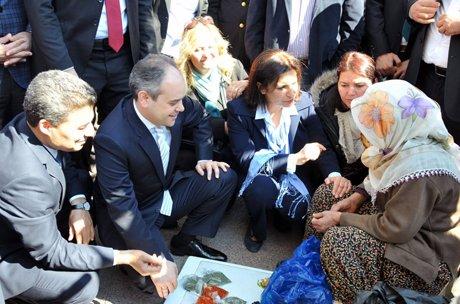 Bakan Akif Çağatay Kılıç Mersin'de