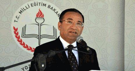 Bakan Bozdağ'dan 'Kürtçe okul' açıklaması