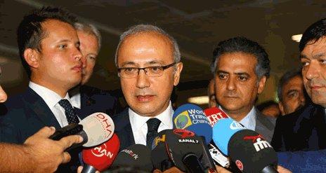 Bakan Elvan: 'TİB yetkisi AB'ye uygun'