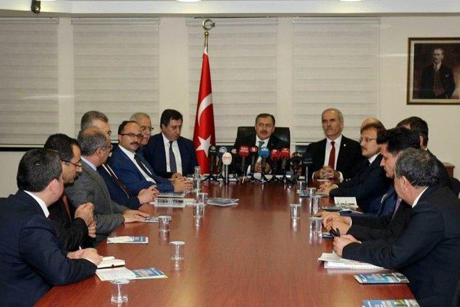 Bakan Eroğlu: Bahçeli, büyük bir devlet adamı