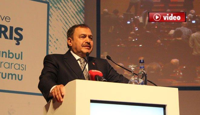 """Bakan Eroğlu: """"Batı sadece konuşuyor"""""""