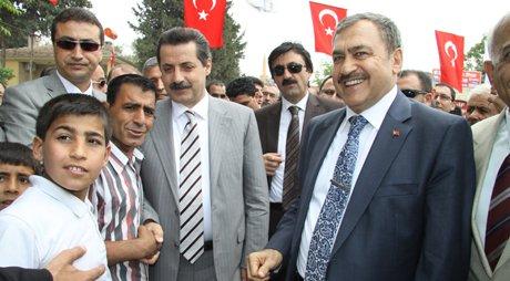 Bakan Eroğlu, Şanlıurfa'da açılış yaptı